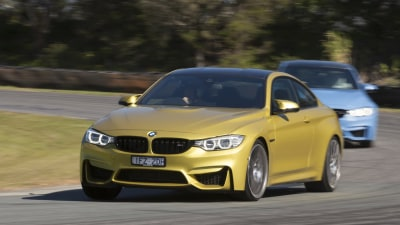 BMW Launches M3 And M4 Competition And Limited Edition 30 Years M3