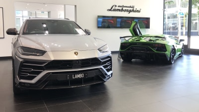 Porsche, Ferrari and Lamborghini boost sales despite slowest market in eight years
