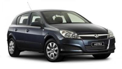 60th Anniversary Holden Astra Special Edition