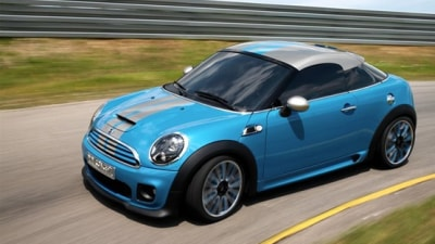 MINI Coupe Concept Revealed In Lead-Up To Frankfurt Motor Show, Video Teaser Released