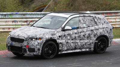New BMW X1 To Bring Sportier Styling, Proper 'X-Car' Proportions