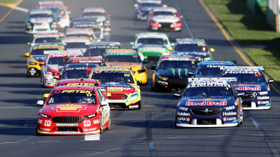 Will Mustang racer attract new rivals?