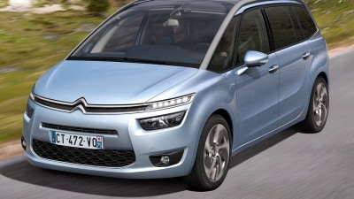 2014 Citroen Grand C4 Picasso Revealed