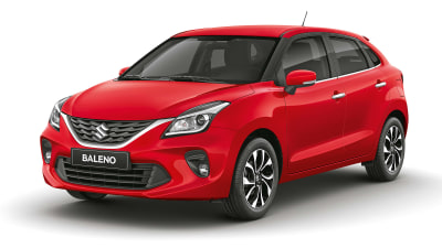 Suzuki Baleno Series II revealed, here in August