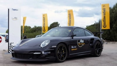 9ff TR 1000 Claims Title Of World's Fastest Porsche