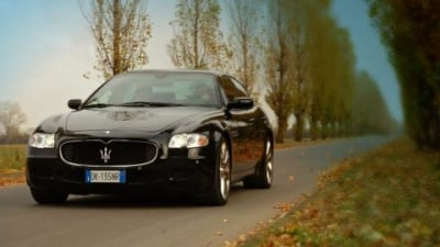 Maserati Quattroporte Sport GT-S to make Australian debut at Melbourne Motor Show