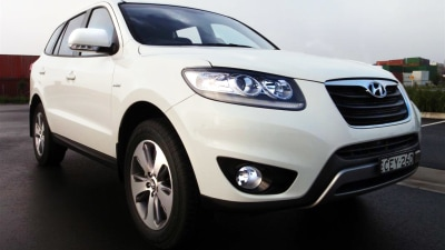 2012 Hyundai Santa Fe Trail Review