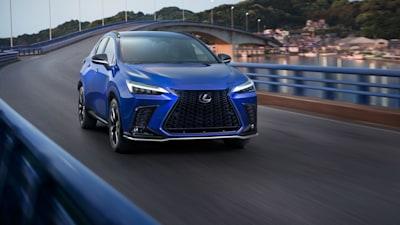 2021 Lexus NX Revealed: Australian launch November 2021