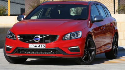 2014 Volvo V60 T5 R-Design Drive-E Review