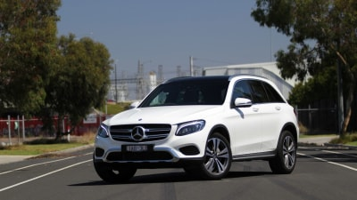 2016 Mercedes-Benz GLC 250d REVIEW, Price, Features | Just Like A  C-Class, Only Cheaper, And Handier
