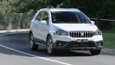 2020 Suzuki S-Cross Turbo Prestige review