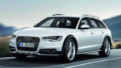 New Audi A6 Allroad Hits Europe, Australian Debut Late 2012