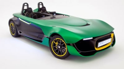 Caterham AeroSeven Concept Images Leaked Ahead Of Singapore Debut