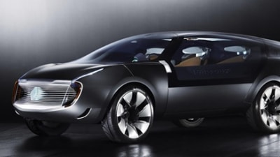 Diesel-electric Renault Ondelios Concept to be Unveiled at Paris
