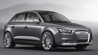 Audi A1 Sportback Revealed At Paris Motor Show