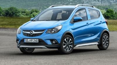 Opel 'Karl Rocks' Puts Urban Hatch In Galoshes