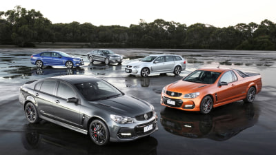 Holden Unveils Final 2017 Commodore Updates, Price, And Features