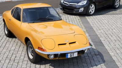 Opel GT Coming Back? Concept Teaser Suggests So - Video