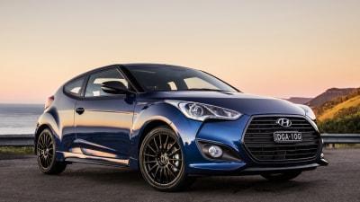 2016 Hyundai Veloster Street Turbo REVIEW | Track Testing Hyundai's Oddity... (Be Surprised)