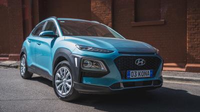 2019 Hyundai Kona Go FWD review