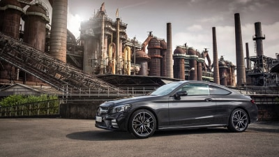 2018 Mercedes-AMG C43 preview drive review