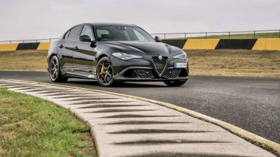 2017 Alfa Romeo Giulia QV Track Preview | Italian Flair To Tackle Germany's Best Performance Sedans