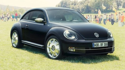 Volkswagen Teams With Fender For Guitar-inspired Beetle