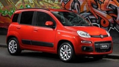 Fiat Panda Lounge new car review