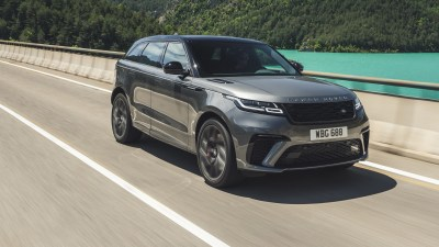 2019 Range Rover Velar SV Autobiography Dynamic review
