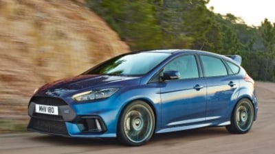 Ford Focus RS to outpace Mustang, XR8