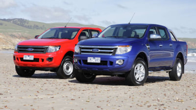 2012 Ford Ranger Detailed Ahead Of October Debut