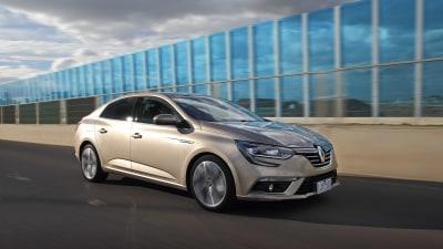 2017 Renault Megane Intens sedan new car review