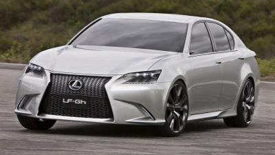 Lexus LF-Gh Confirmed For 2011 Australian International Motor Show