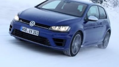 Volkswagen Golf R first drive review