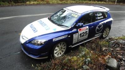 Mazda3 MPS Victorious At Tasmanian Tarmac Challenge