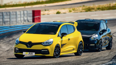 Renault introduces sporty accessory range for baby hatch