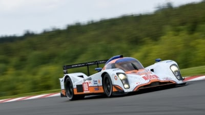 Le Mans: Verstappen Crashes Aston Martin Challenger; Audi Confirm Driver Line-Up