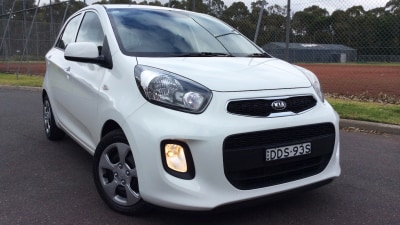 2016 Kia Picanto REVIEW - It's Mostly About The Value With Kia's Compact Hatchback