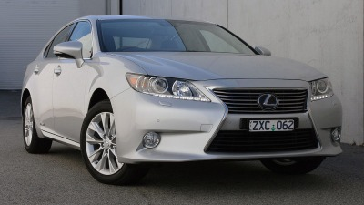 Lexus ES350 And ES00h Recalled - Also Honda Civic