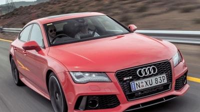 2014 Audi RS7: $238,500 Sports Flagship Arrives In Australia