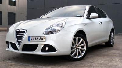 2012 Alfa Romeo Giulietta JTDm TCT Review