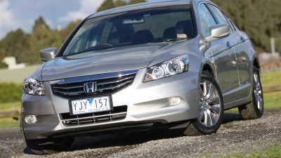 2011 Honda Accord VTi Luxury 2.4 Review