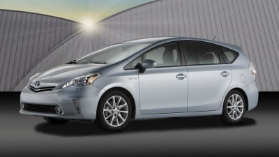 Toyota Prius V On Sale In Australia From May