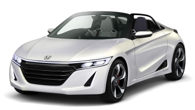 Honda Teases New Roadster With S660 Concept: Tokyo Motor Show