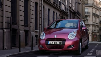 2009 Suzuki Alto To Go On Sale In Australia