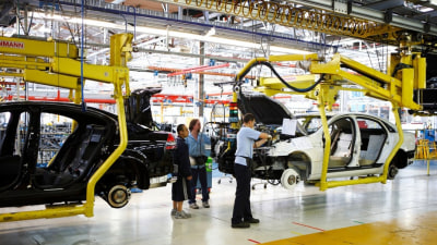 Productivity Commission Report Calls For An End To Australian Car Industry