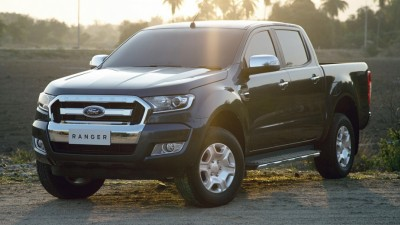 2016 Ford Ranger: Price And Features For Australia