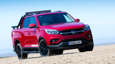 New SsangYong Musso revealed