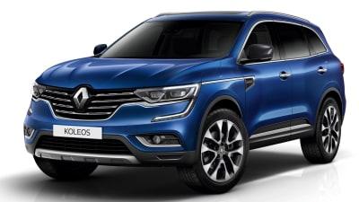 Renault Koleos S-Edition introduced
