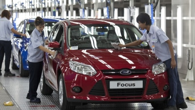 Ford Says Focus Badge Still On Top Of Global Sales